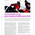 Las extensiones de pestañas Osé en la prensa