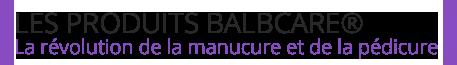 Les Produits Balbcare