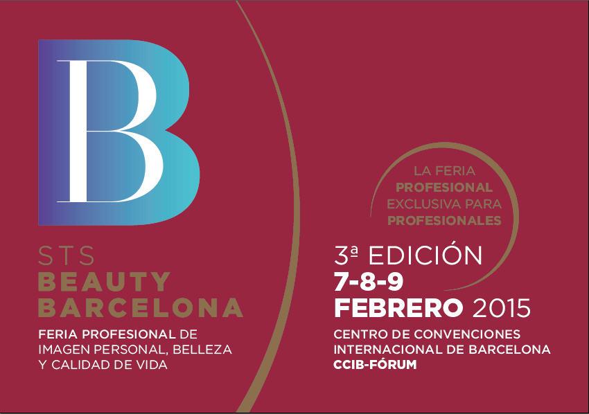 Atrévete estará presente en STS Beauty Barcelona en el stand 1i14