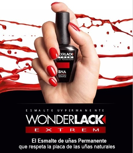 BEAUTYNAILS ADVANCE PRESENTA SU GAMA DE ESMALTE UV PERMANENTE WONDERLACK