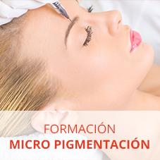 Formación micro pigmentacion