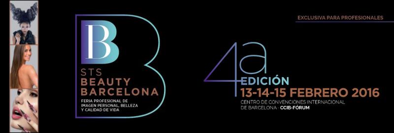 Atrévete estará presente en la feria STS Beauty Barcelona 2016